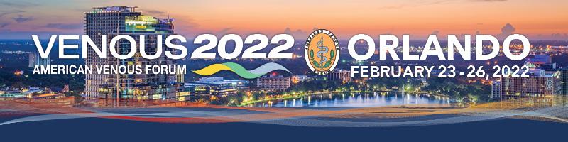 Venous 2022 AVF banner