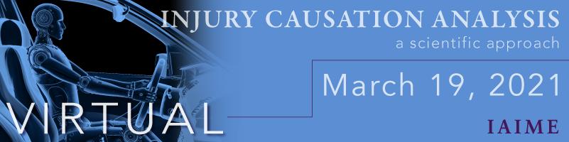 IAIME Injury Causation Course