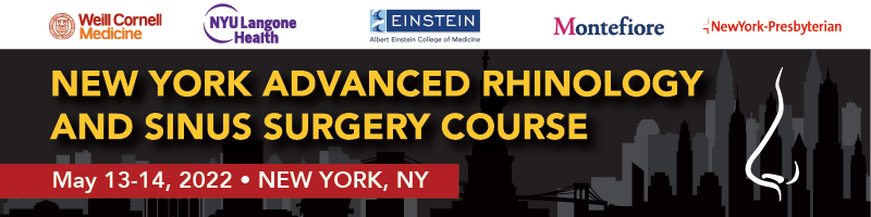 NY Sinus Event Banner