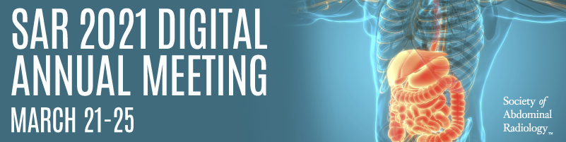 SAR 2021 Digital Meeting Banner