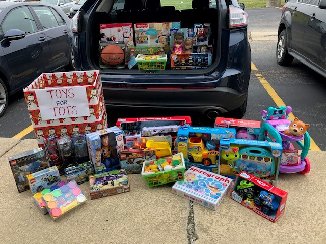 Toys for Tots - Dec 2020