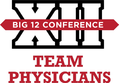 big 12 physicians logo